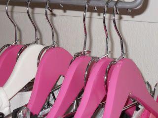 Idea Bottle: Pop bottle top -- Hangers?