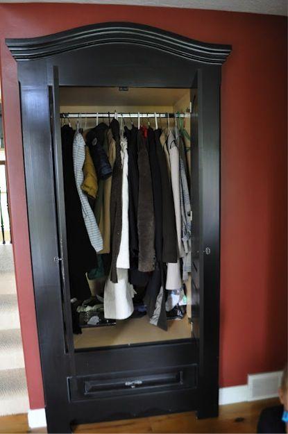 Hideaway Closet Doors Best Closet 2018