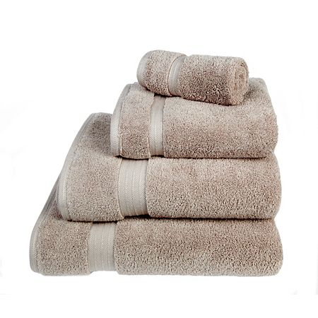 luxury by george home pima cotton towel range natural. Black Bedroom Furniture Sets. Home Design Ideas