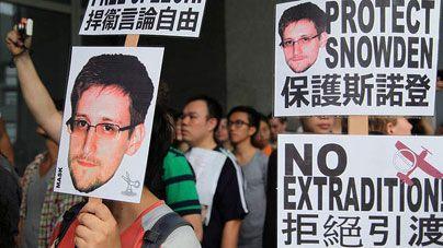 Snowden desperta le fobies contre le espionage internacional