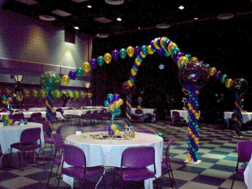 Jr Prom Decorations