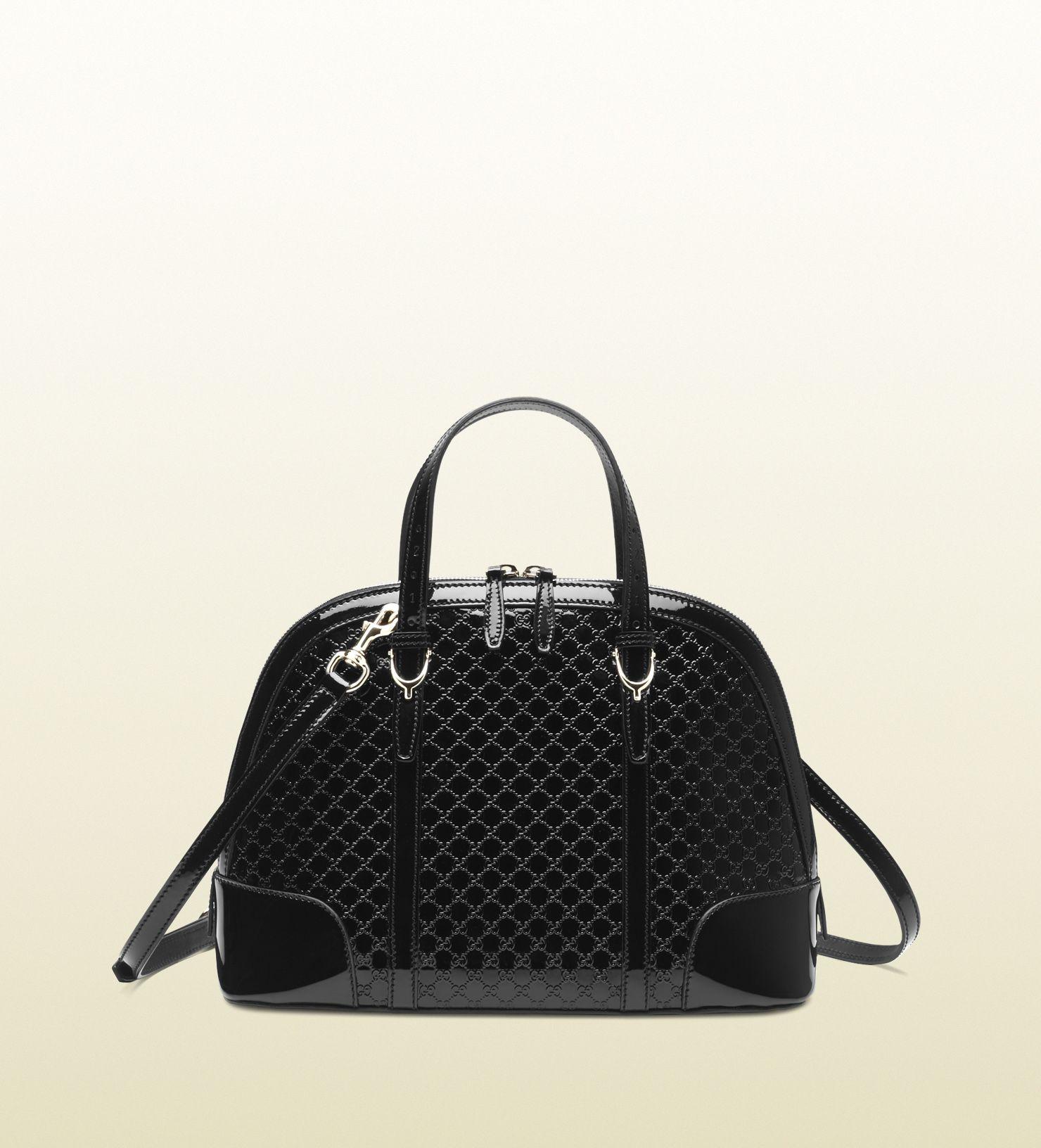 00e18b65f43 gucci nice microguccissima leather top handle bag