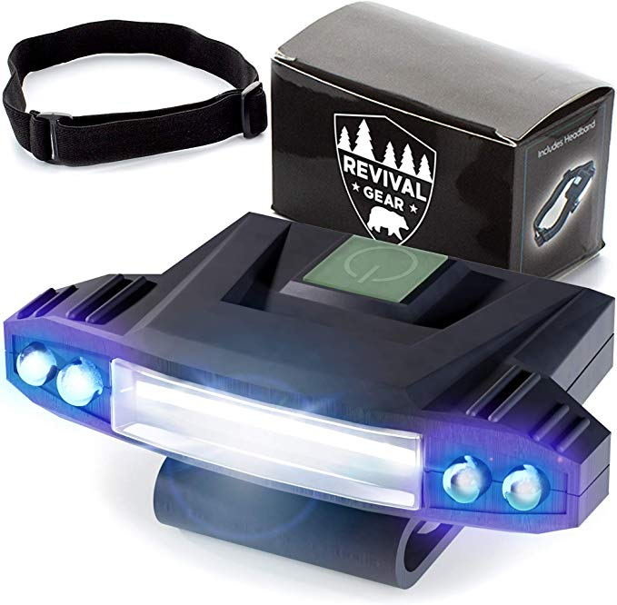Hat Light Rechargeable Led Headlamp Best Head Lamps Strap Clip On Flashlight Headlamps For Hardhat Hats Led Headlamp Lamp Light Rechargeable Led Flashlight