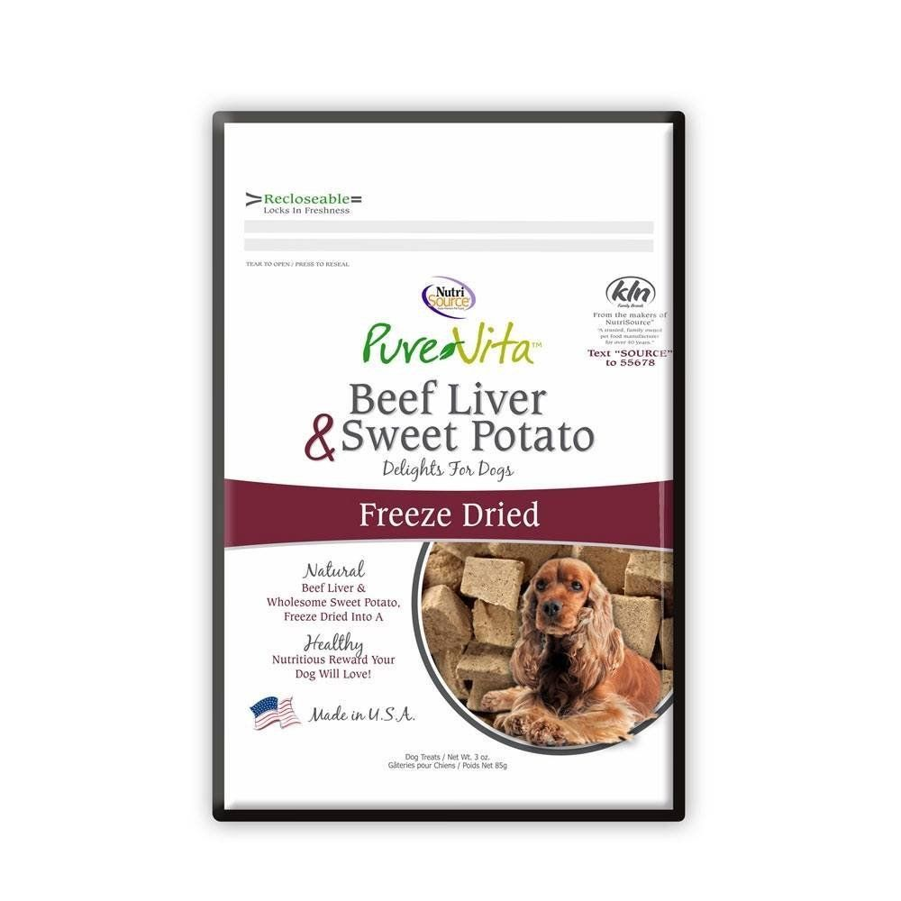Pure Vita Liver And Sweet Potato Find Out More Details By