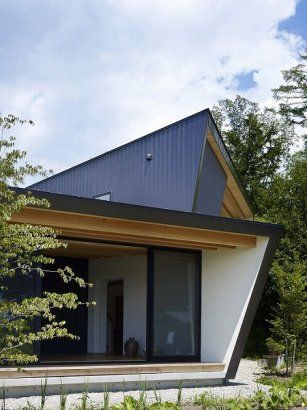 Yatsugatake Villa ~ by MDS & Yatsugatake Villa ~ by MDS | Dwellings ~ Living Small | Pinterest ...