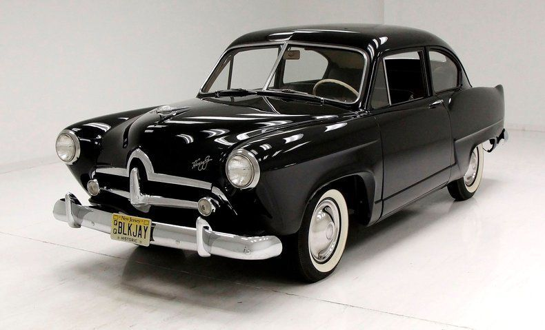 Kaiser Henry J Coupe 1951 United States. New