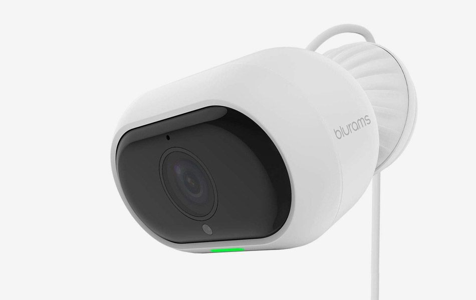 Blurams Security Camera With Facial Recognition In 2020 Security Camera Security System Security Surveillance