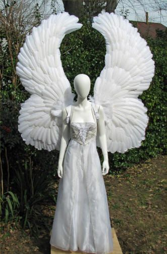 have to go to the site!!!!! - HUGE WIDE WINGS TO GO ACROSS THE SHOP WINDOWS, ALSO love the ARCHANGEL WINGS (TALL)