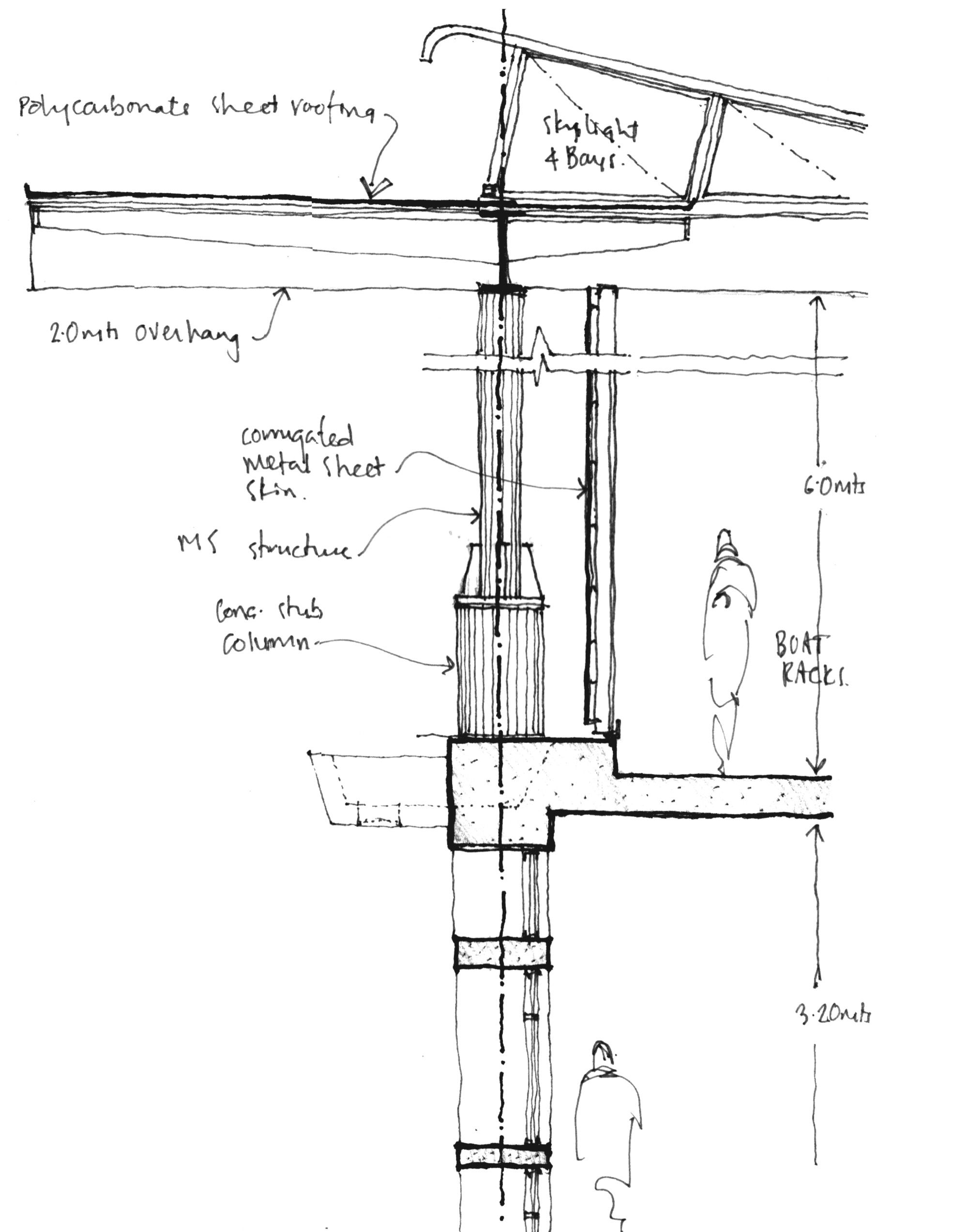 Gallery Of Army Rowing Node Ksa Architects