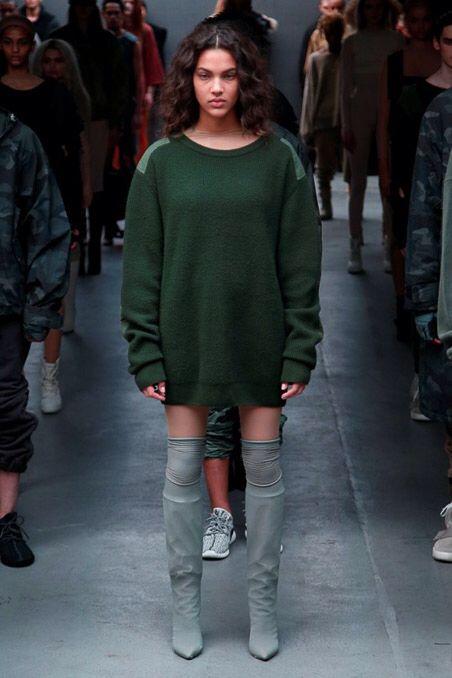 watch 92d04 343e4 Invierno · Kanye West x Adidas Originals, Look  44