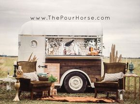 Whinny, The Mini Bar for rent in Texas. Want a mobile bar of your ...