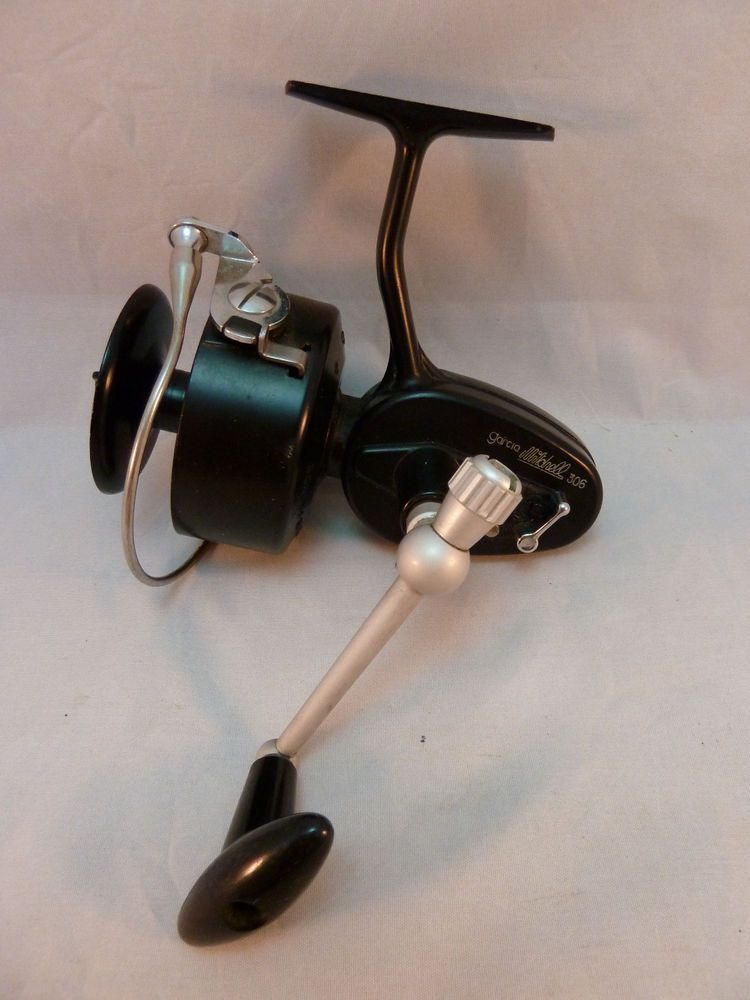 Vintage Made In France Garcia Mitchell 300 Spinning Fishing Reel