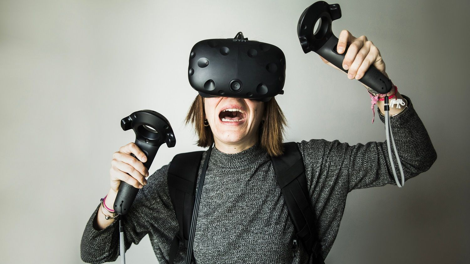 Image result for VR Virtual reality, Vr horror games
