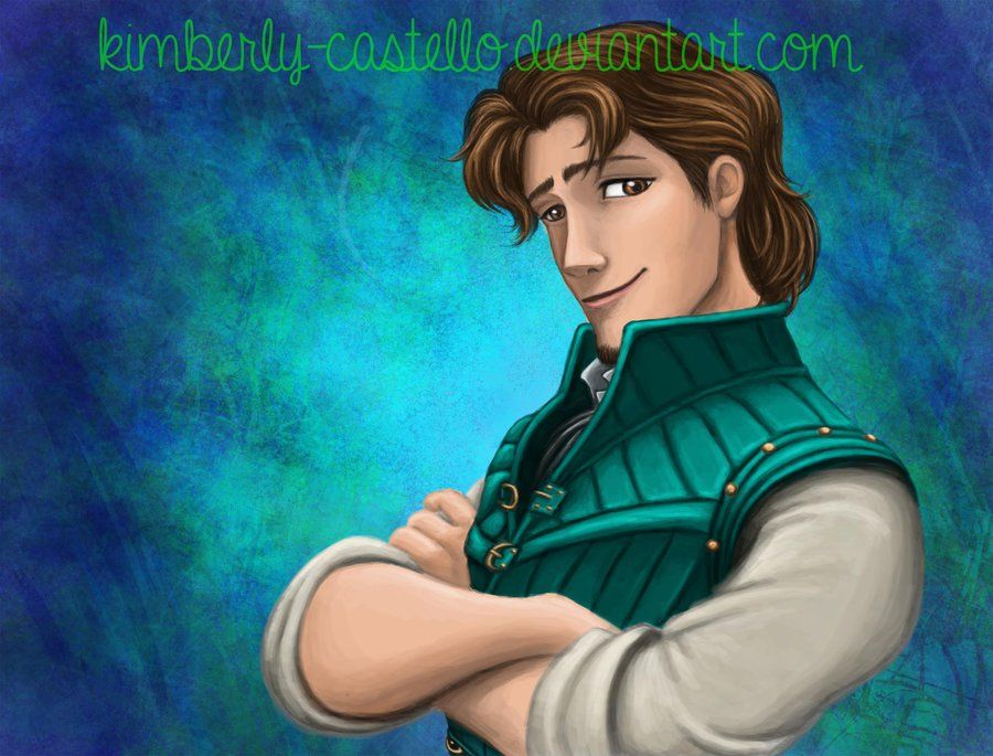 Disney's Tangled: Flynn by kimberly-castello.deviantart.com on @DeviantArt