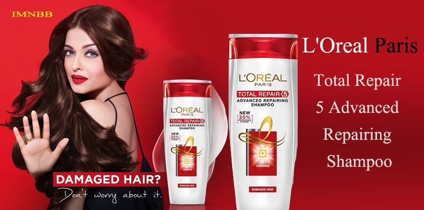 L Oreal Paris Total Repair 5 Advanced Repairing Shampoo Review Loreal Paris Shampoo Loreal