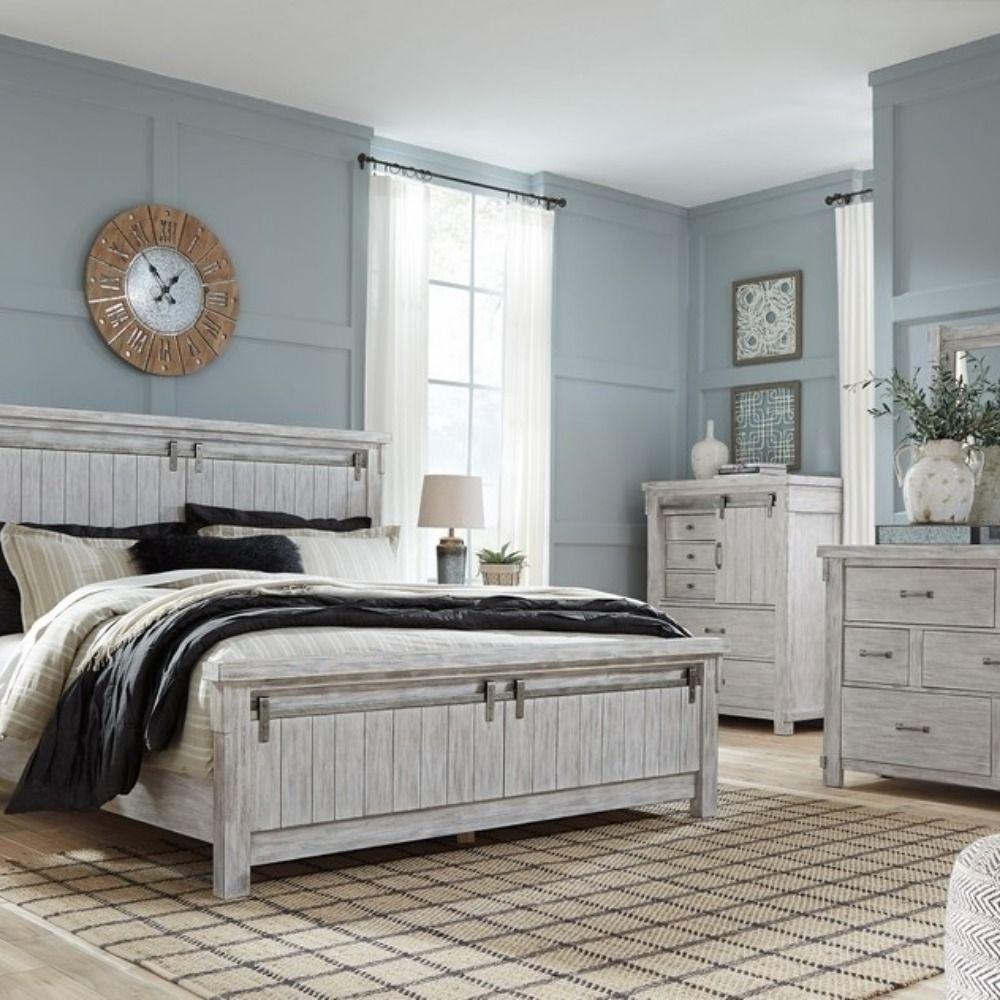 Best King Bed Headboard B740 58 Footboard B740 56 Rails 400 x 300
