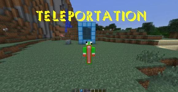 Minecraft Mods Download Teleportation 1 6 2 Minecraft Download For Free Minecraft Mods Minecraft Mod