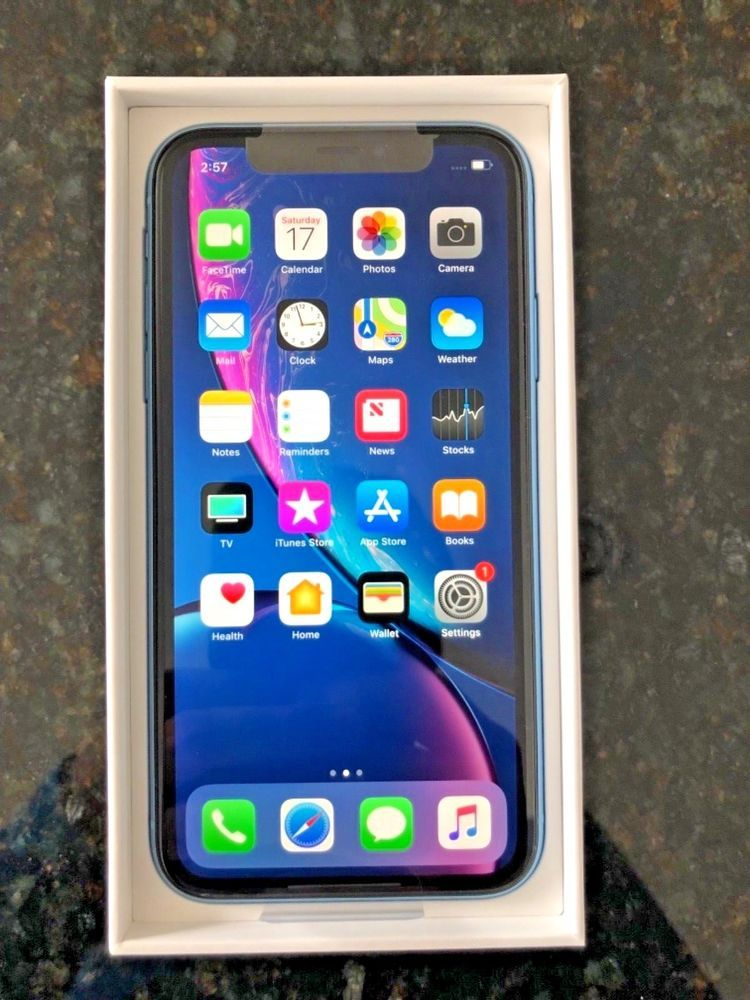 Apple Iphone Xr 128gb Blue At Iphone Apple Iphonex Apple Phone Case Apple Iphone Iphone App Layout