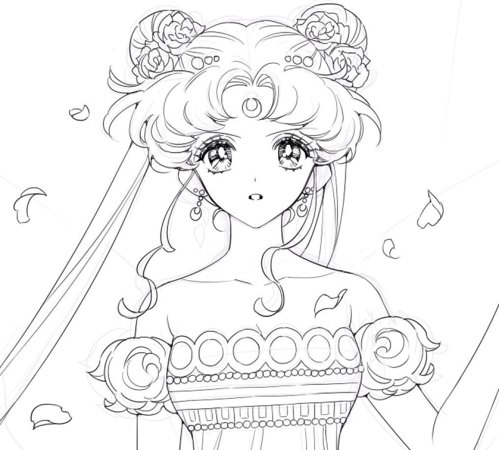 Pin Em Bishojou Senshi Sailor Moon