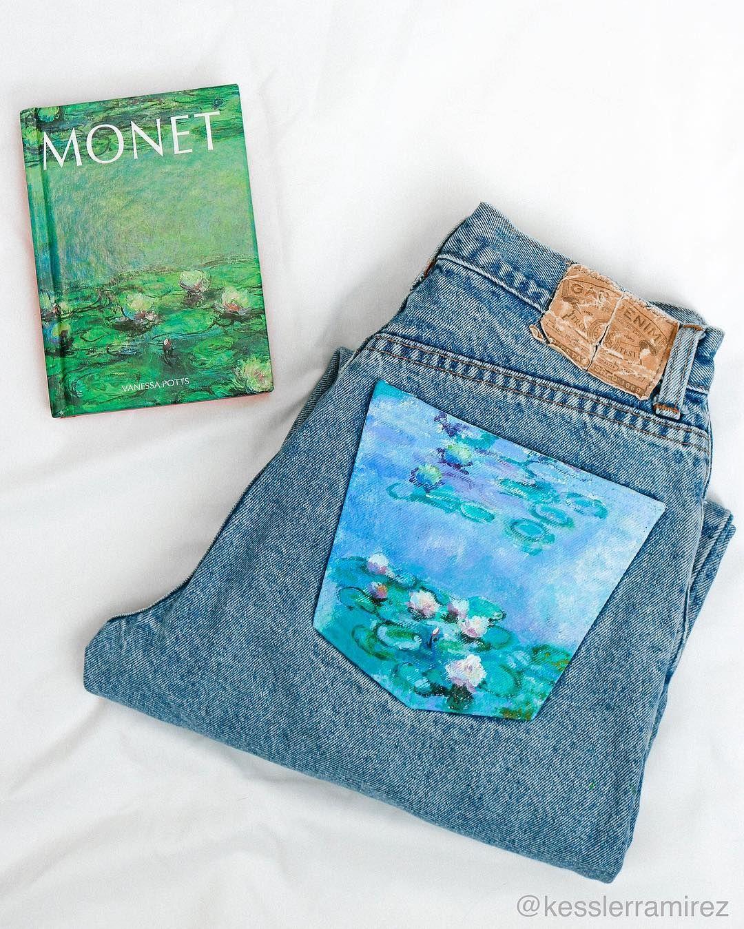 Claude Monet Water Lilies Painting By Kessler Ramirez Art