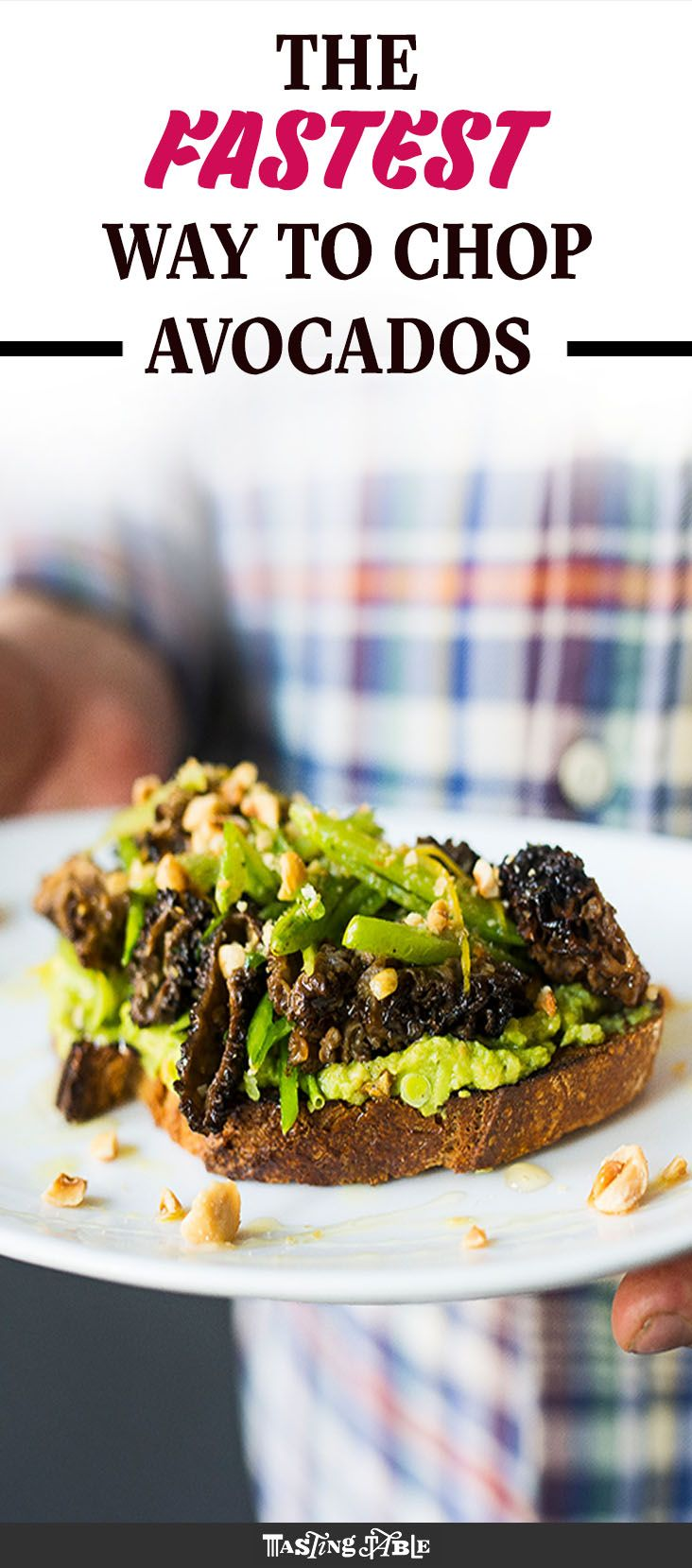 The Avocado Hack You Need to See Right Now | Trinkspruch, Würfel und ...