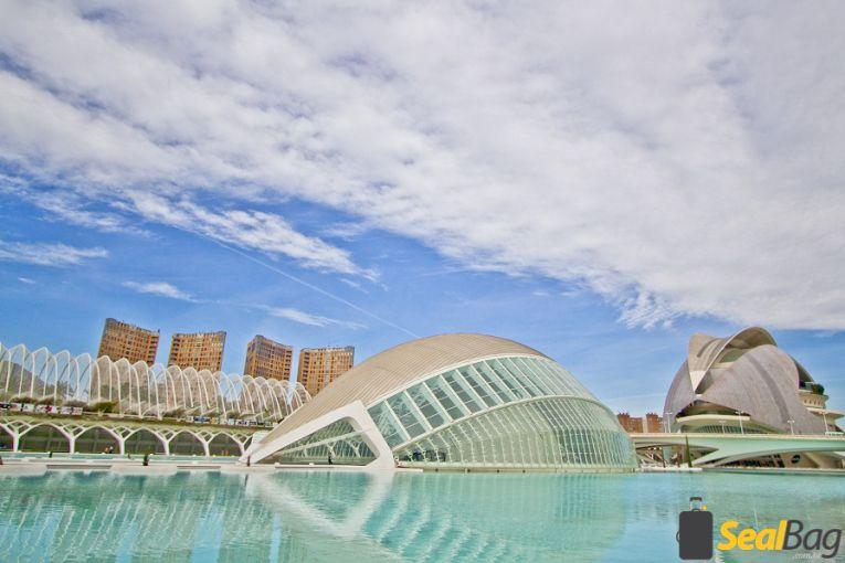 Valência | Modernidade na Cidade das Artes