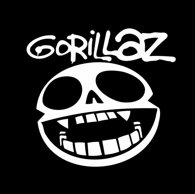 Gorillaz Plastic Beach Logo Render By Noodlekyuzo On Deviantart Gorillaz Gorillaz Plastic Beach Beach Logo