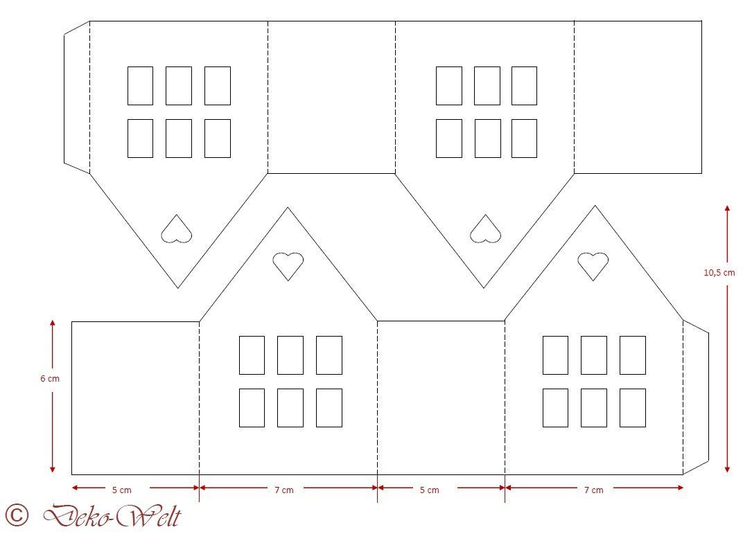 Haus Basteln Papier Vorlage Paper House Template 19 Free Pdf Bestimmt Fur Haus Bastelvorlage Bastelvorlagen Hauser Basteln Basteln