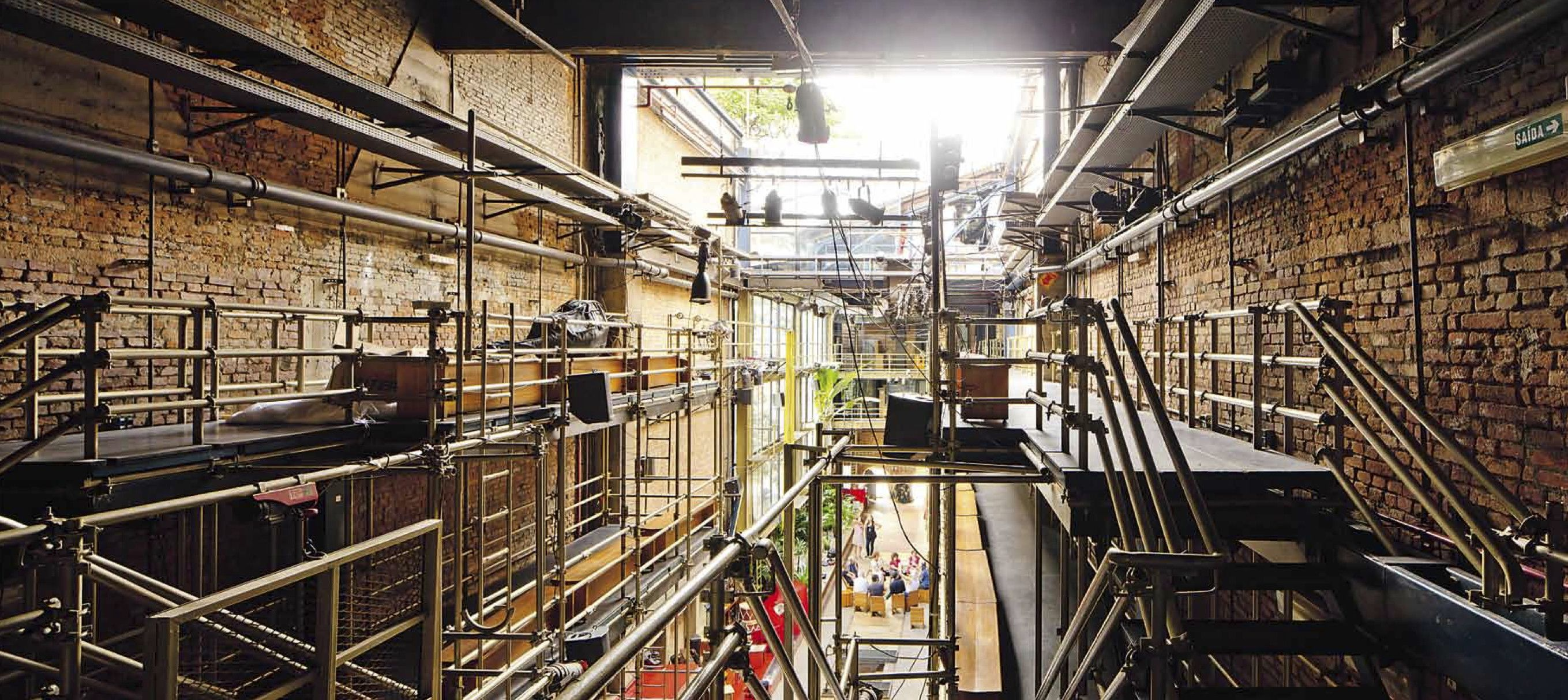 Afbeeldingsresultaat Voor Teatro Oficina Sao Paulo Theatre Architecture Renovation Architecture Contemporary Architecture Design