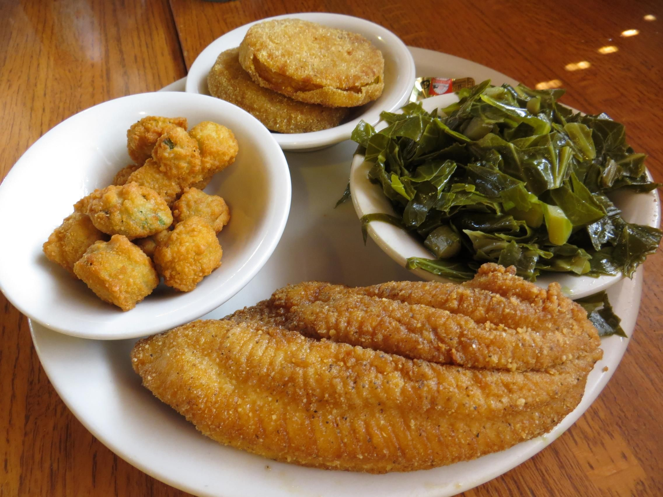 Restaurants That Serve Fried Green Tomatoes | Best ... - photo#13