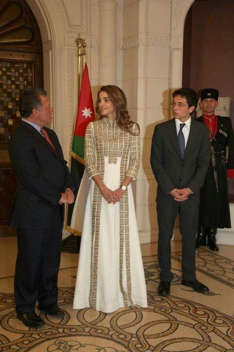 Royal family of Jordan.