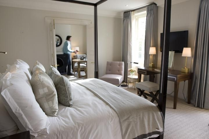 Sleeping Limewood New Forest Luxury Country House Hotel England 5 Star Hampshire