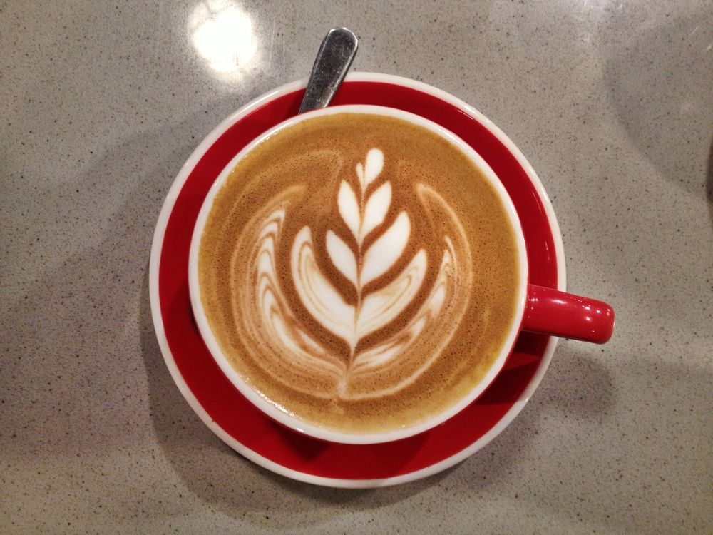 Sola Coffee Cafe (north of Crabtree, Raleigh) Coffee