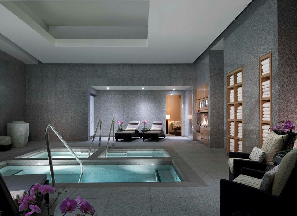 spa   aria  new orleans