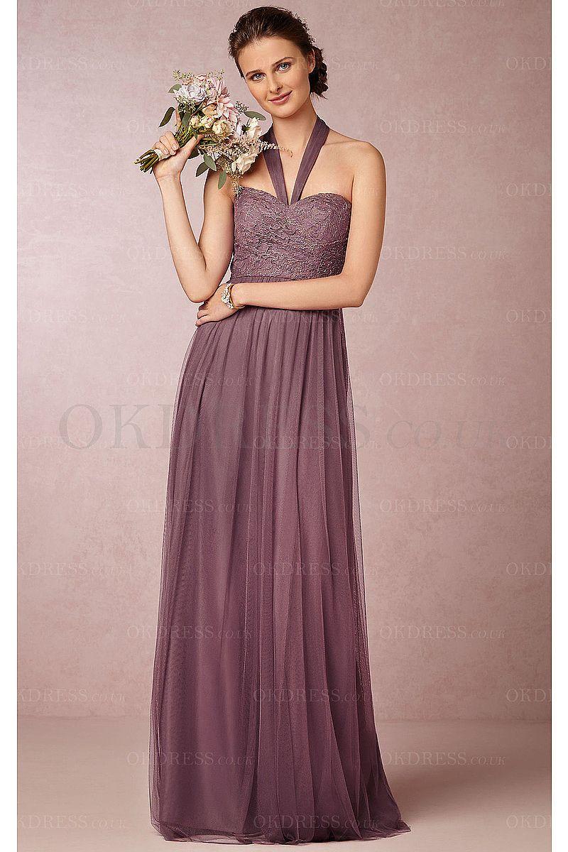 Glamorous zipper a line floor length bridesmaid dresses by glamorous zipper a line floor length bridesmaid dresses by okdress uk ombrellifo Images