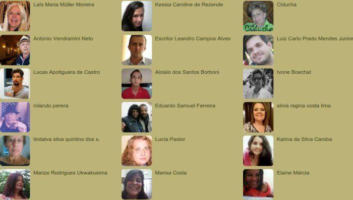 100 AMIGOS... Muito Longo - Melhor não Ler (mas como saber?) - Blog - Casa dos Poetas e das Poesias