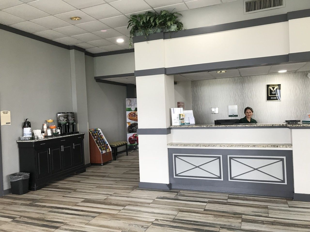 New Renovations Are Now Complete At The Quality Inn Suites