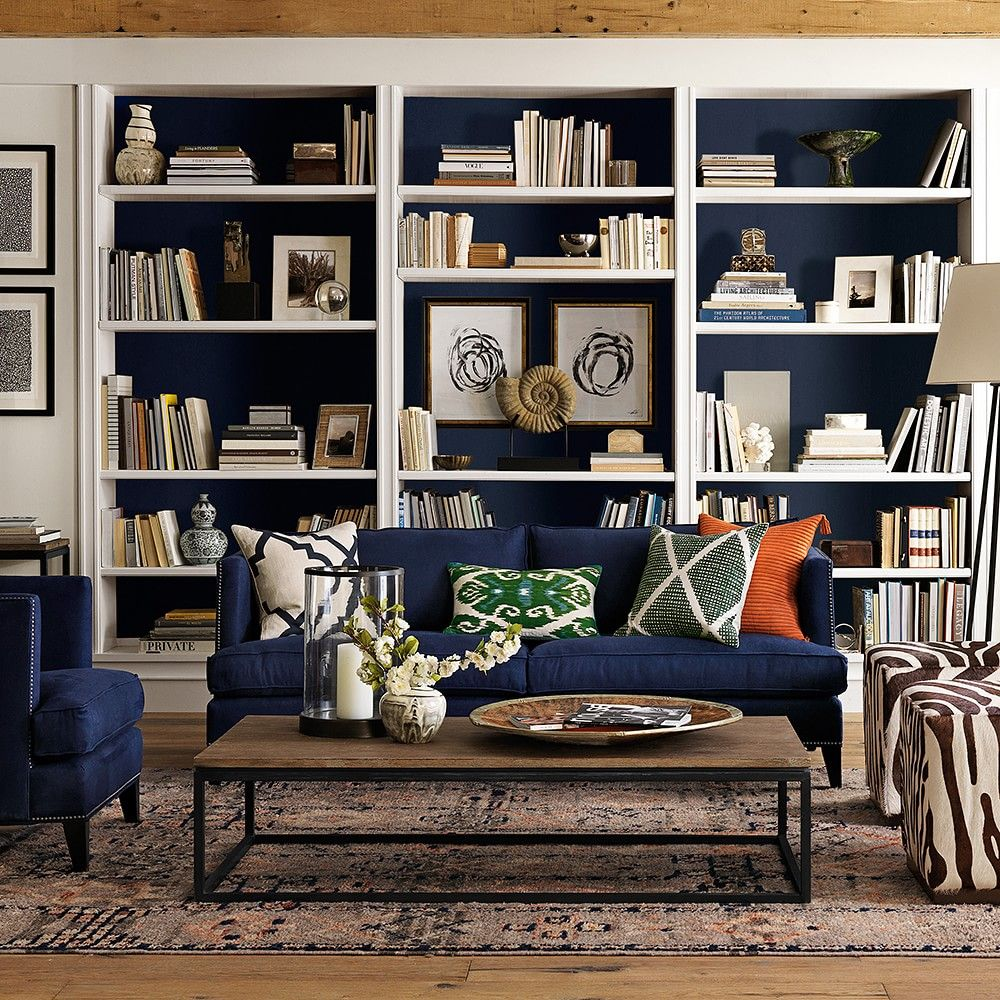 Thom Filicia Love The Navy Built Ins