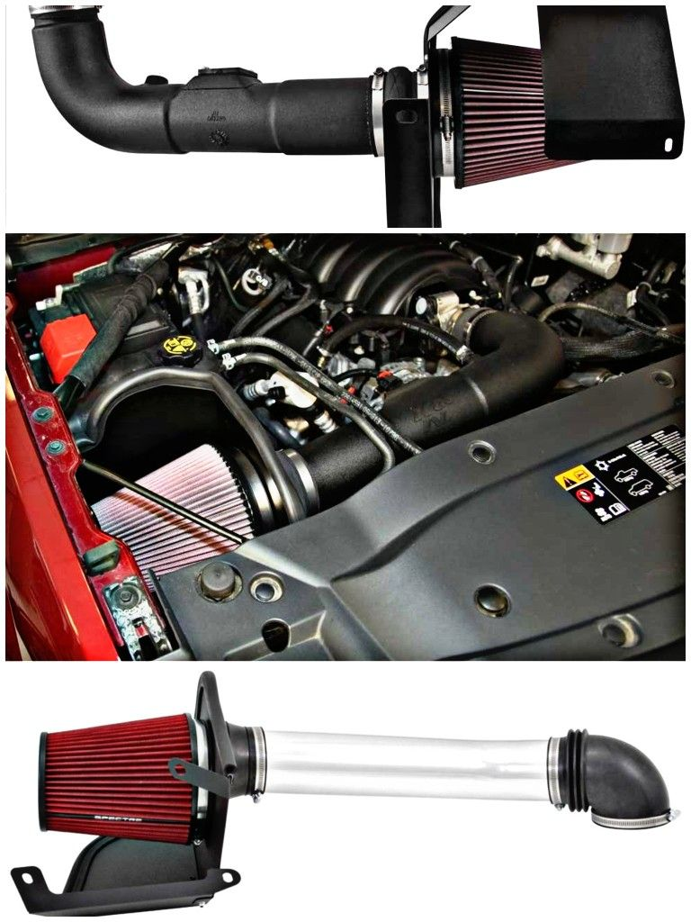 5 Best Cold Air Intakes 2014-17 Gmc Sierra 1500 | Gmc Trucks