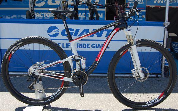 2013 Giant Anthem X Advanced 29er 2 Mountain Bike Products I