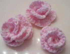 Populair jessica tromp flower crochet | Crochet: flowers - Crochet Flowers &UK93