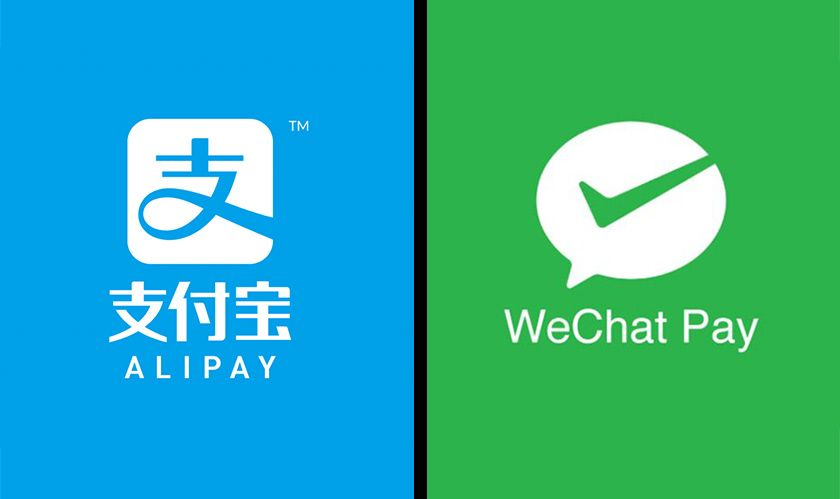 Svg wechat pay logo Wechat Pay