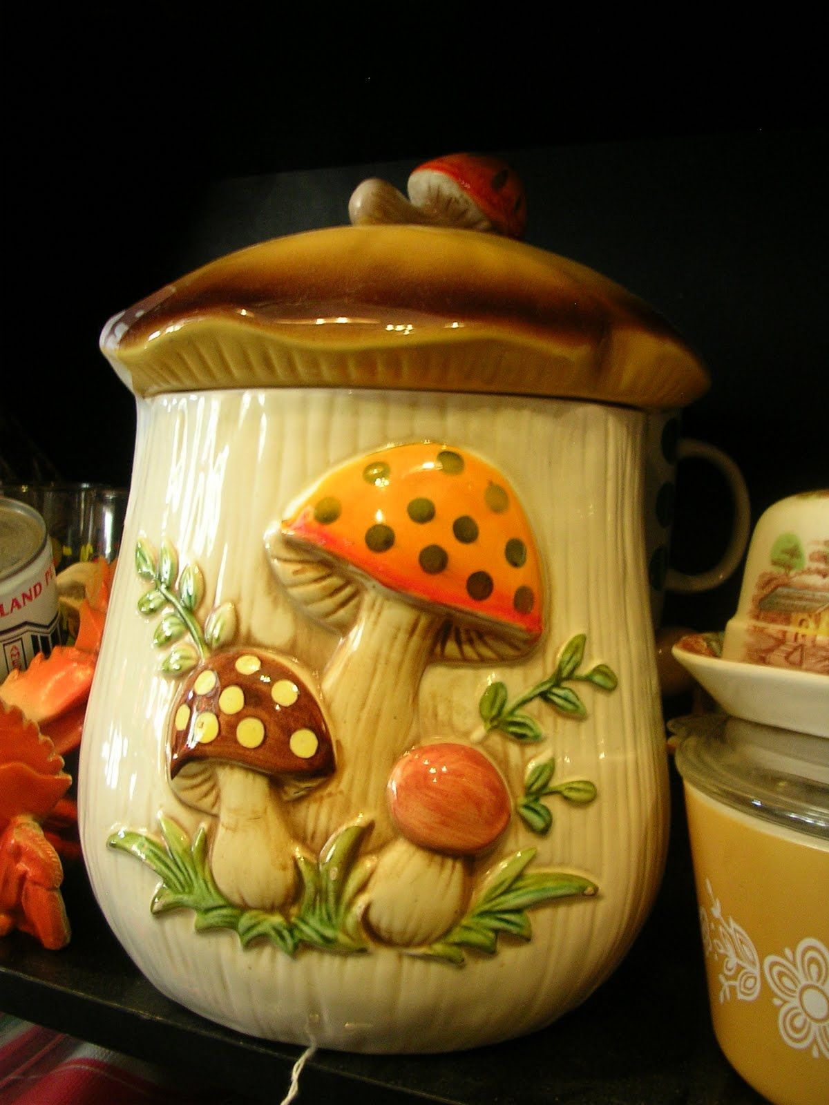 Ceramic Cookie Jar Sets Cookie Jar Dixie Watson My Sister Had The Whole
