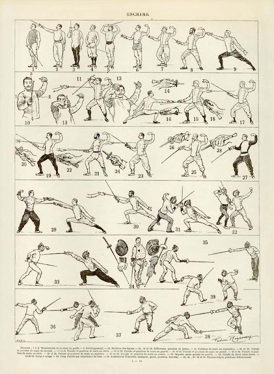 Rules of a fight late victorian sport pinterest fences rules of a fight fandeluxe Images