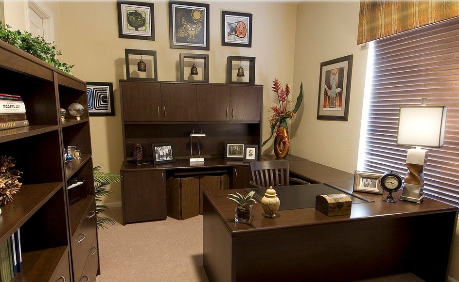 Home Office Amazing Professional Office Decorating Ideas