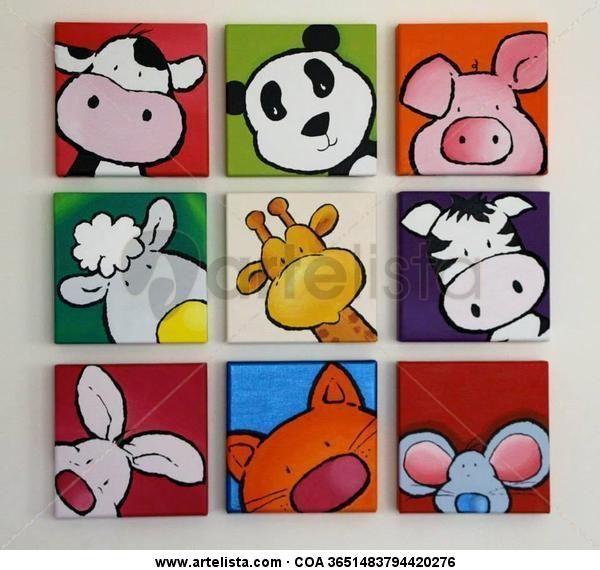 Pin von Kim Wood auf painting ideas | Pinterest | Kinderzimmer ...
