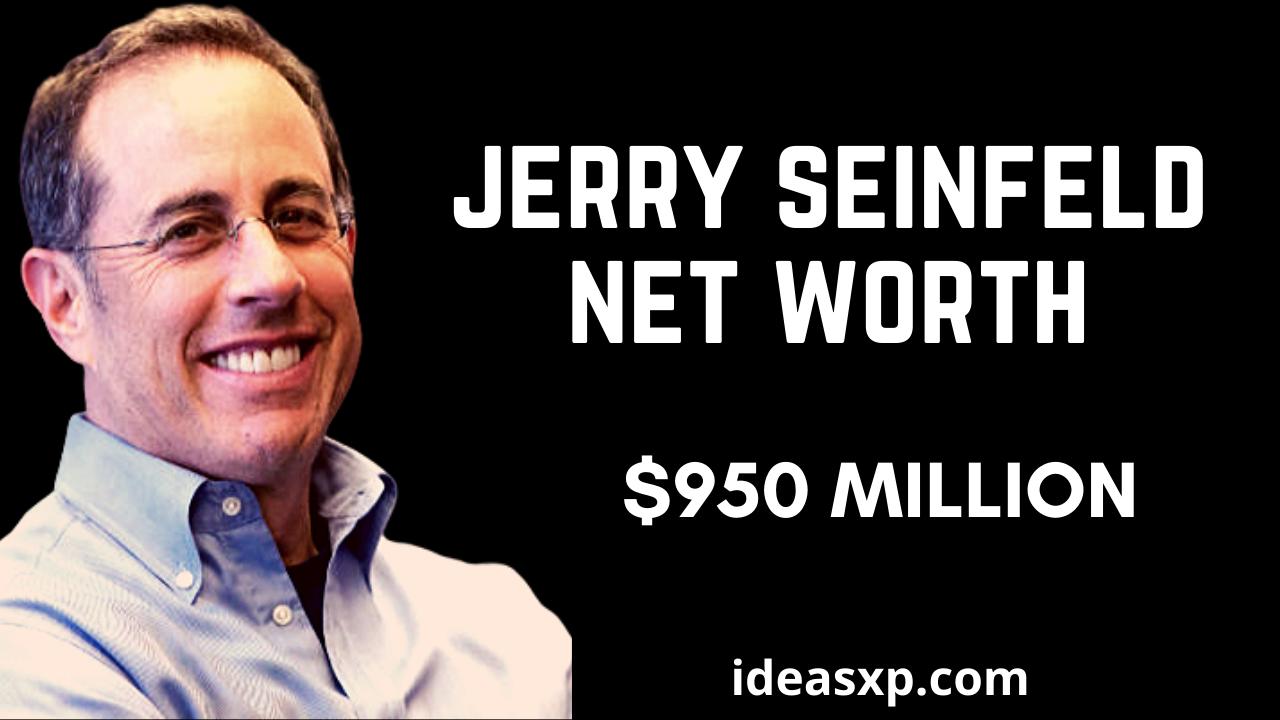 Jerry Seinfeld Net Worth Jerry Seinfeld Seinfeld Net Worth