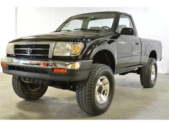 Cars For 1998 Toyota Tacoma 4x4 Regular Cab Trucks