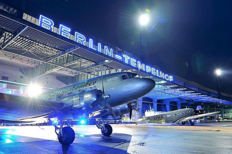 Adieu Tempelhof-Letzte Starts 30.10.2008
