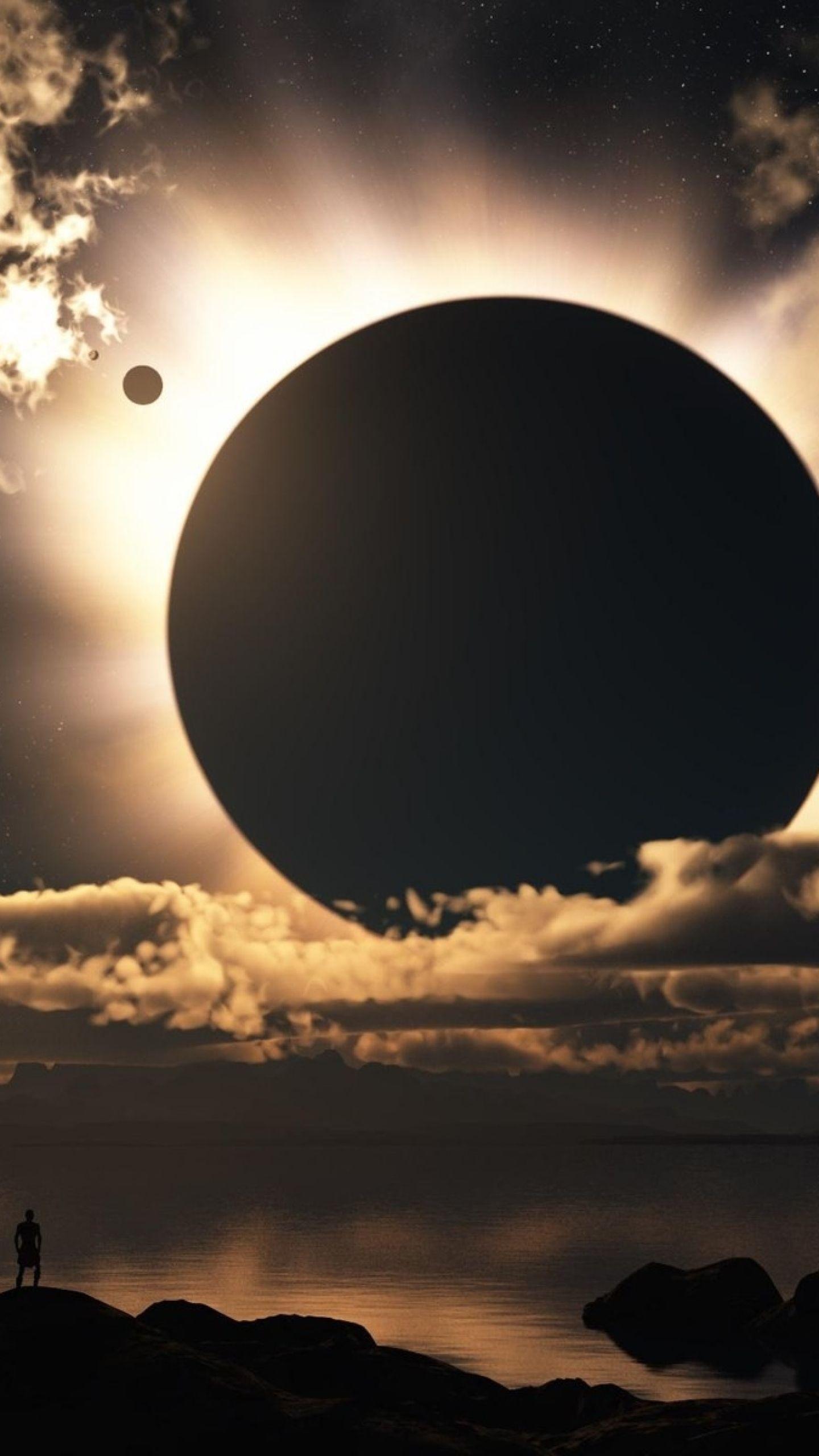 Planet Eclipse Wallpapers Wallpaper